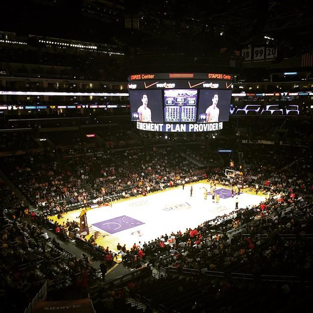 Sadness #Lakers. #ThatDamnUnibrow