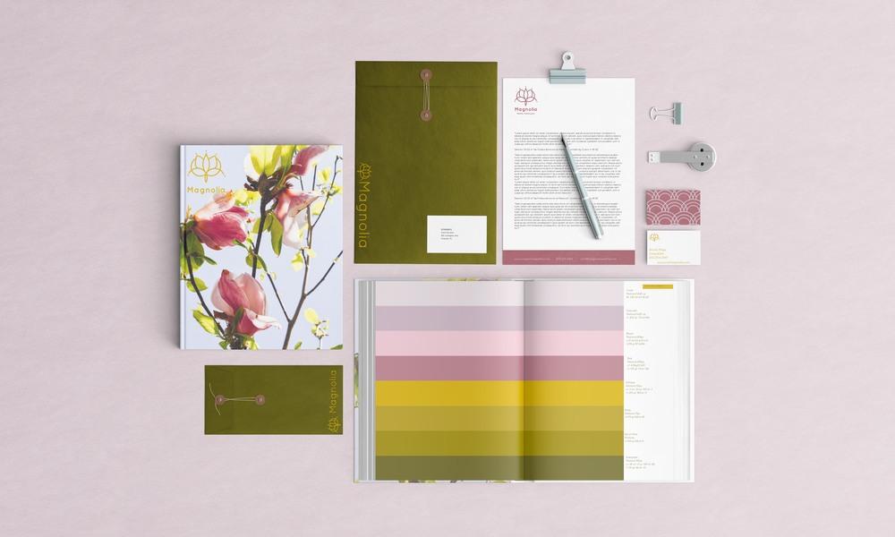 Magnolia Brand Book