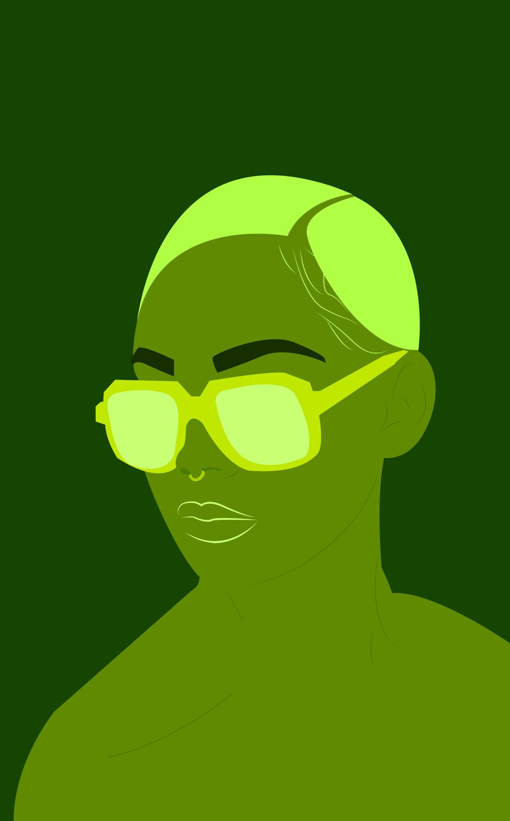 Sunglass girl green.png