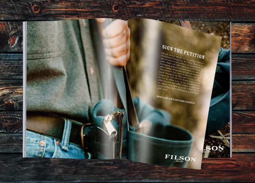Filson Wilderness Campaign -