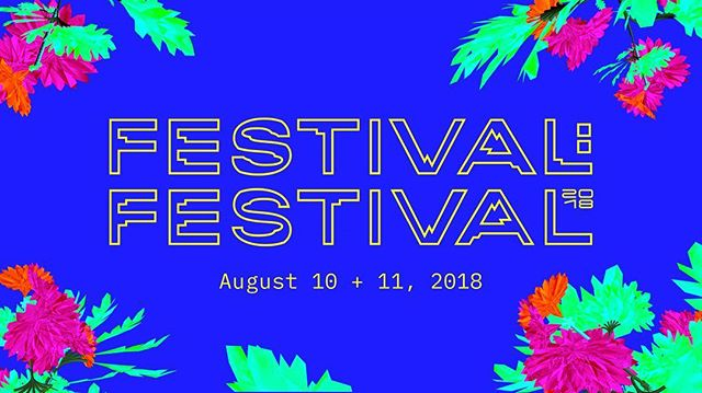 It's finally here!! festival:festival starts tomorrow and I'm so excited to share what @juanfran.co , @modernrecollections , @decisionfatigue ,  @sporkalob and I have been working on for the past 5 months!