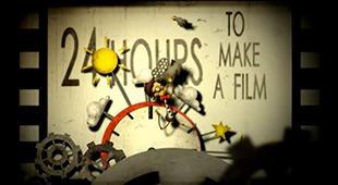 24 HOUR FILM PROMO       FILM RACING