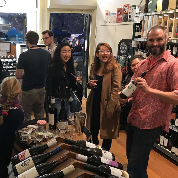 UPCOMING TASTINGS -