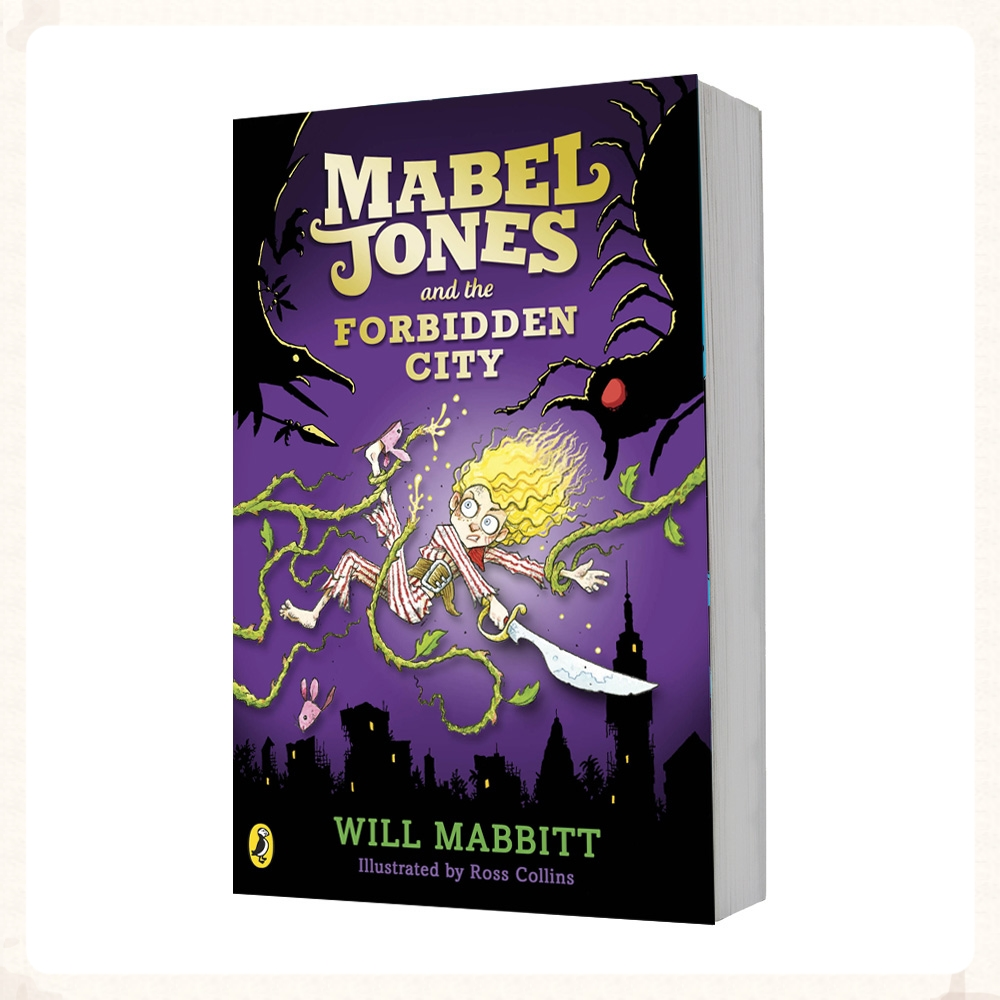 Another amazingly funny book from world famous author, Will Mabbitt.