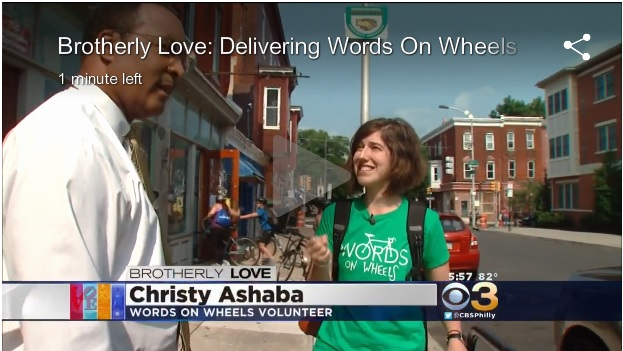 http://philadelphia.cbslocal.com/2015/07/08/brotherly-love-delivering-words-on-wheels/
