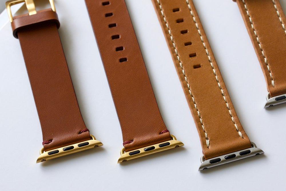 Satchel brown / Vintage gold