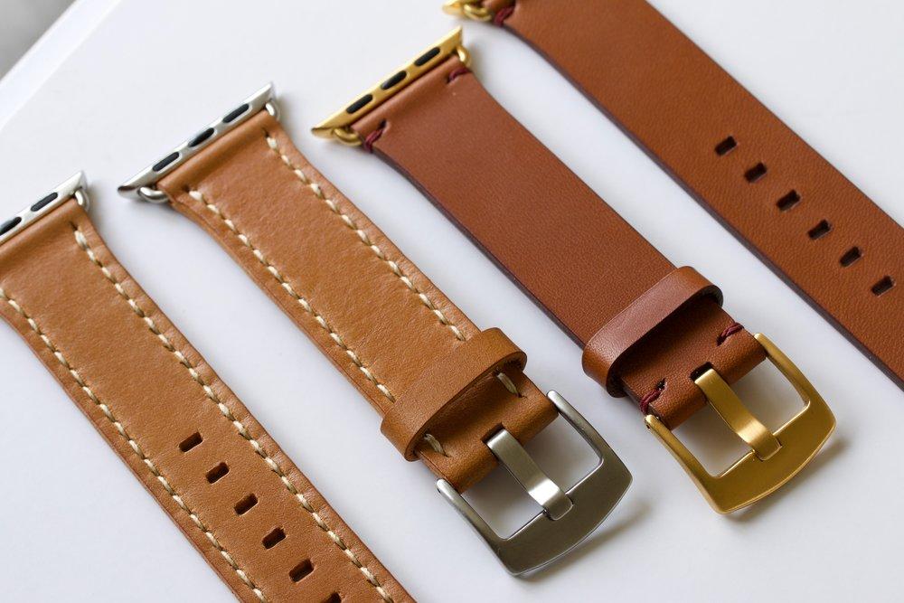 Vintage gold / Satchel brown