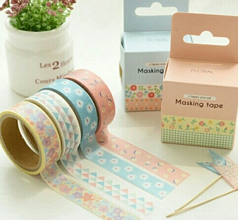 washi tape (pack de 2)