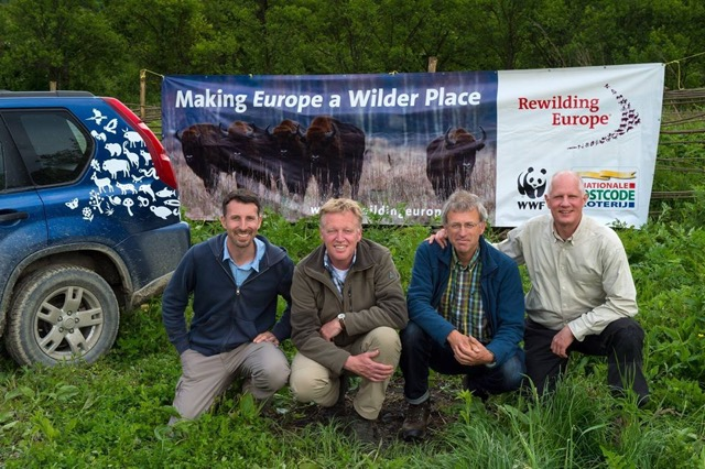 Staffan Widstrand, Wild Wonders of Europe