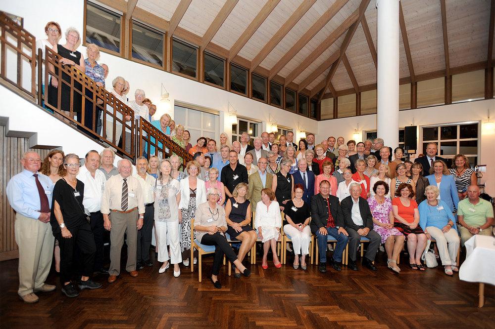 Insgesamt 70 Personen wurden am gestrigen Dienstag im Ismaninger Bürgersaal für ihr Engagement im sozialen Bereich als Einzelperson oder in Gruppen geehrt.