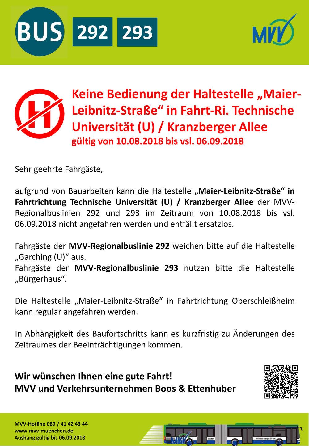 292+293 Fahrgastinfo Sperrung Schleißheimer Str. 1 10.08. - 06.09.jpg