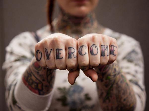 OVER COME