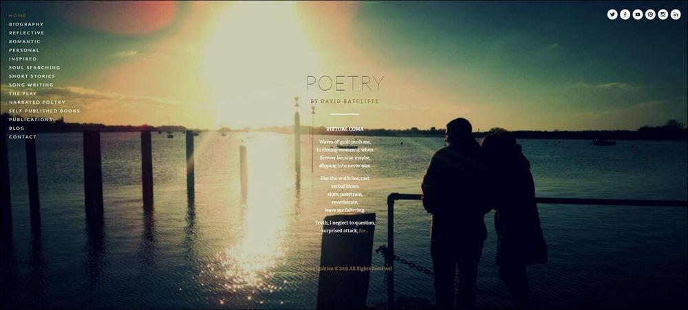 Poetry By David Ratcliffe  www.poetrybydavidratcliffe.com