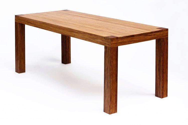 Mogelijkheden bamboe balken, latten en planken