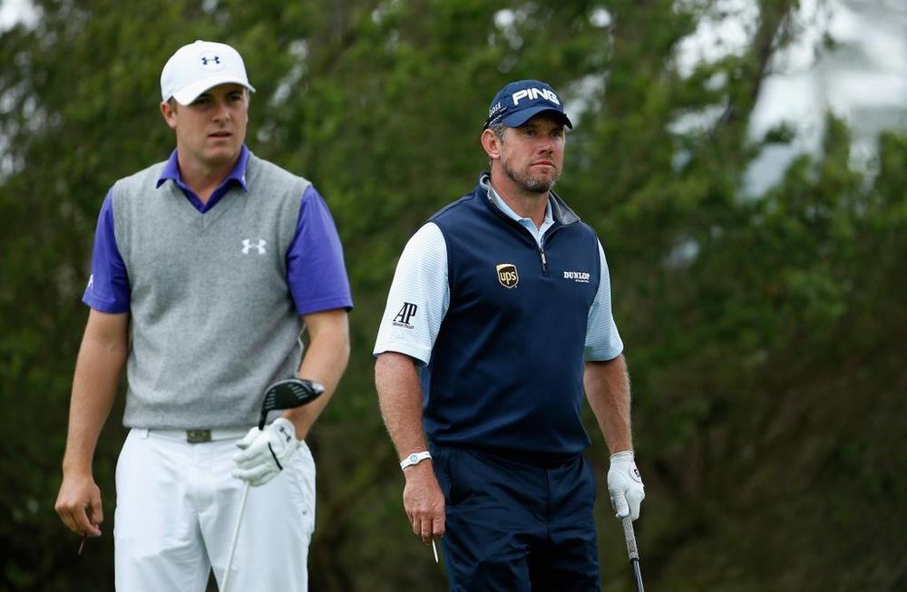 westwood spieth josh hirst pga professional golf by josh