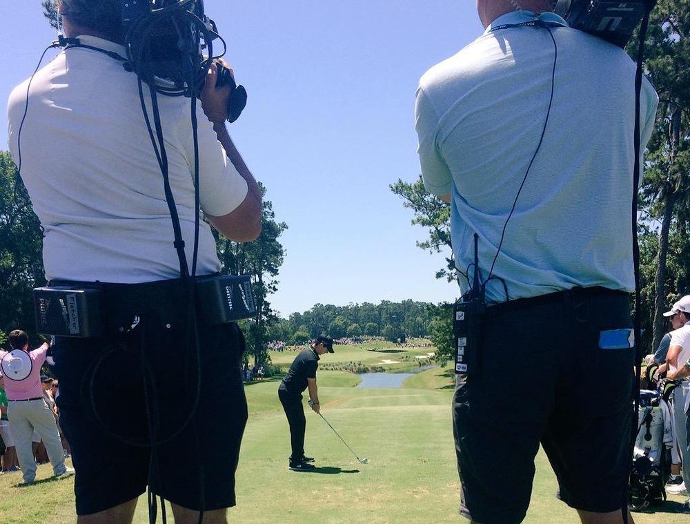 Rory McIlroy The players josh hurst golf