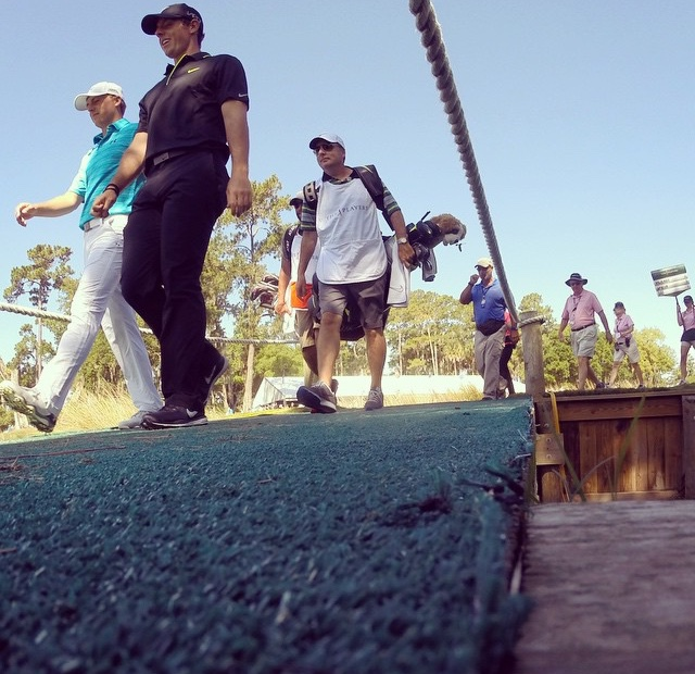 Jordan Spieth Rory McIlroy The Palyers josh hirst golf