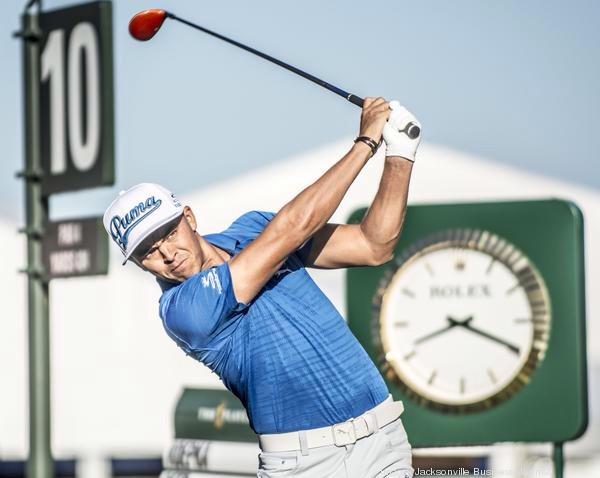 Rickie Fowler the players josh hirst golf