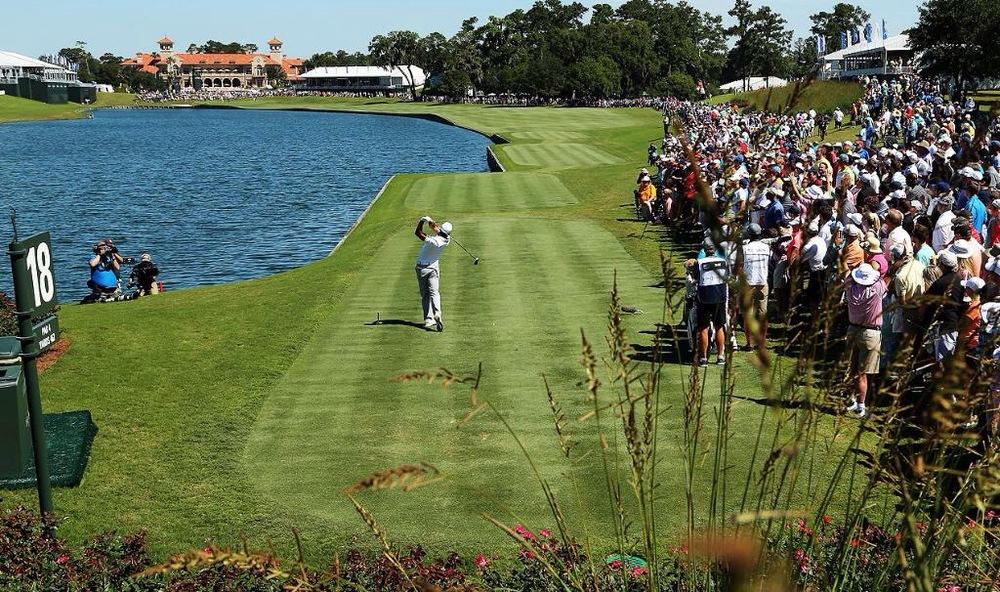 18th Sawgrass Josh Hirst golf