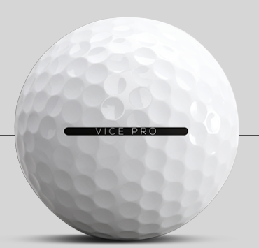 Vice Golf ball review Josh Hirst golf