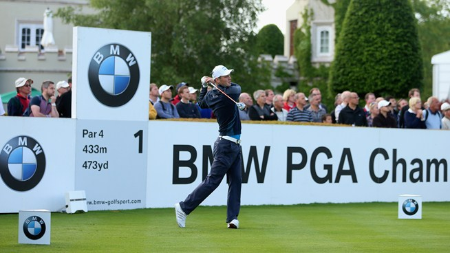 Martin Kaymer BMW PGA Golf by josh hirst pga professional