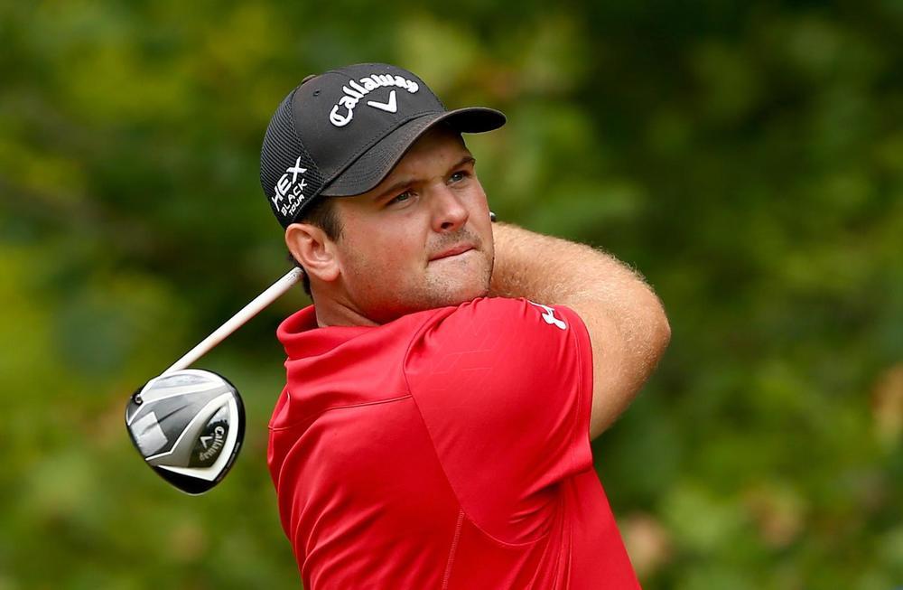 Patrick Reed BMW PGA championship golf by josh hirst