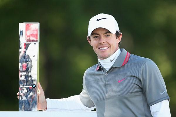 Rory Mcilroy bmw pga championship golf by josh hirst