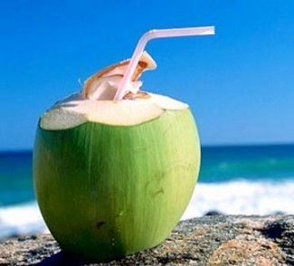 coconut water golf by josh hurst golf
