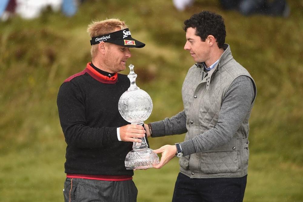 Rory McIlroy Irish open 2015 golf by josh hirst pga professional