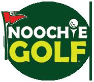 Noochie Golf Logo golf by josh hirst pga professional