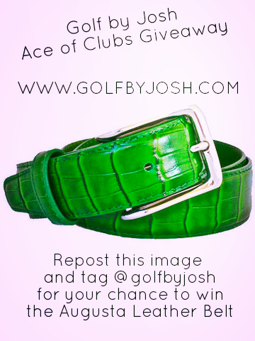 golf by josh ace of clubs giveaway