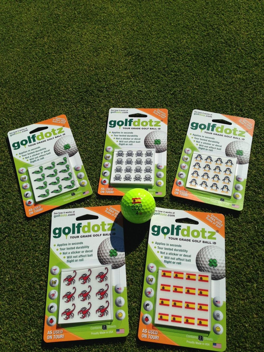 golfDotz golf by josh review