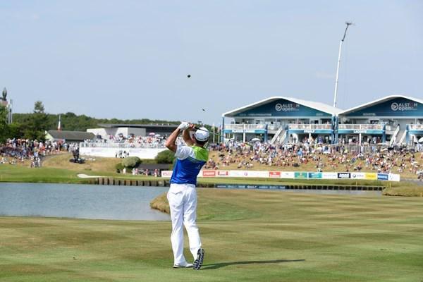 rafa cabrere bello josh hirst golf