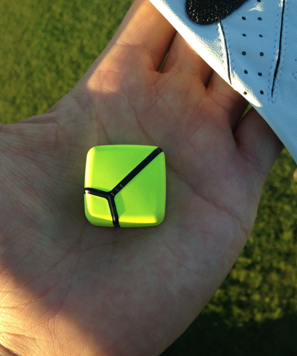 Zepp golf analyser golf by josh hirst