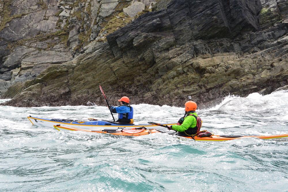tide race 3 Star Sea Kayaking