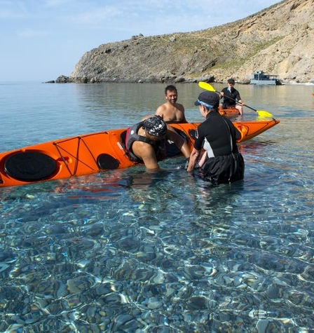 Sea Skills - Crete 19th to 25th May 2019
