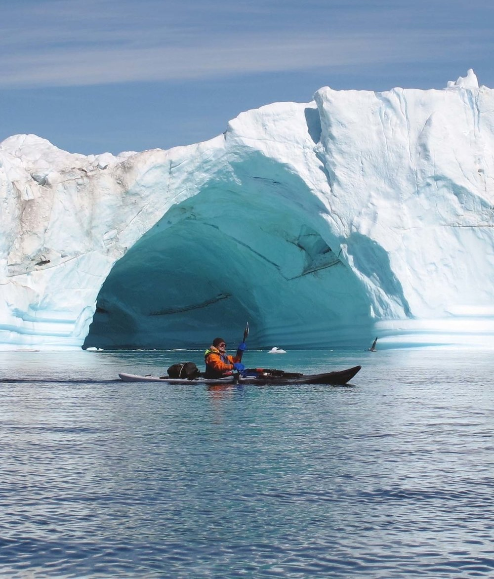 Greenland Trip - 6th to 20th July 2019