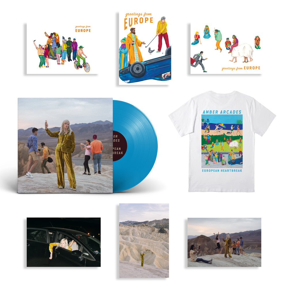 SUPERDUPER BUNDLE | BUY with vinyl    £28.50 | €32.00 with CD £19.50 | €22.00    Album + T-shirt + Postcards + Signed Photos