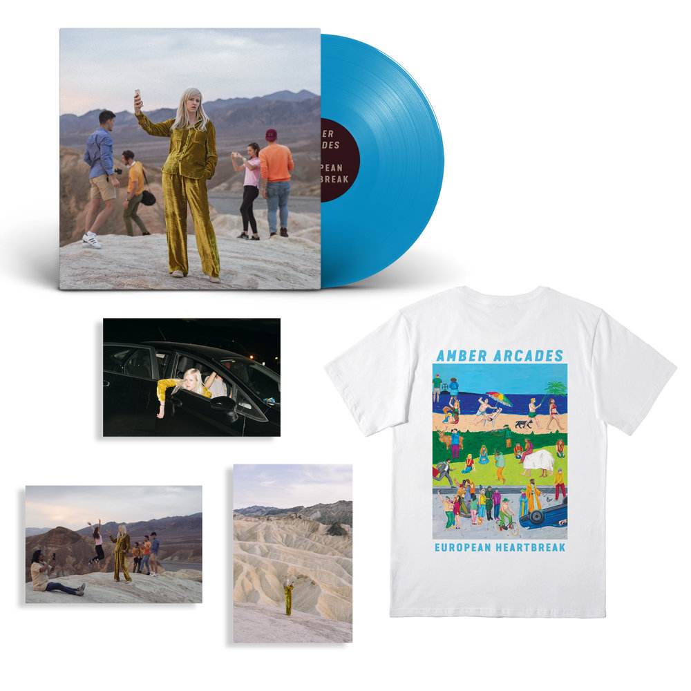 S    UPER BUNDLE      |      BUY with vinyl          £27.50 | €31.00 with CD £18.50 | €21.00    Album + T-shirt + Signed Photos