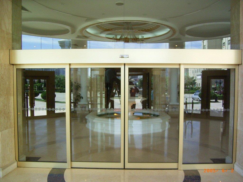Sliding Glass Door Automatic Sliding Glass Door