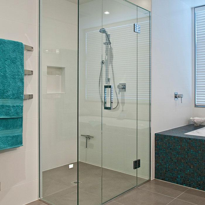 Elegant Glass Shower Door Seal Bunnings Custom Hinges Repair Replacement With Hinge