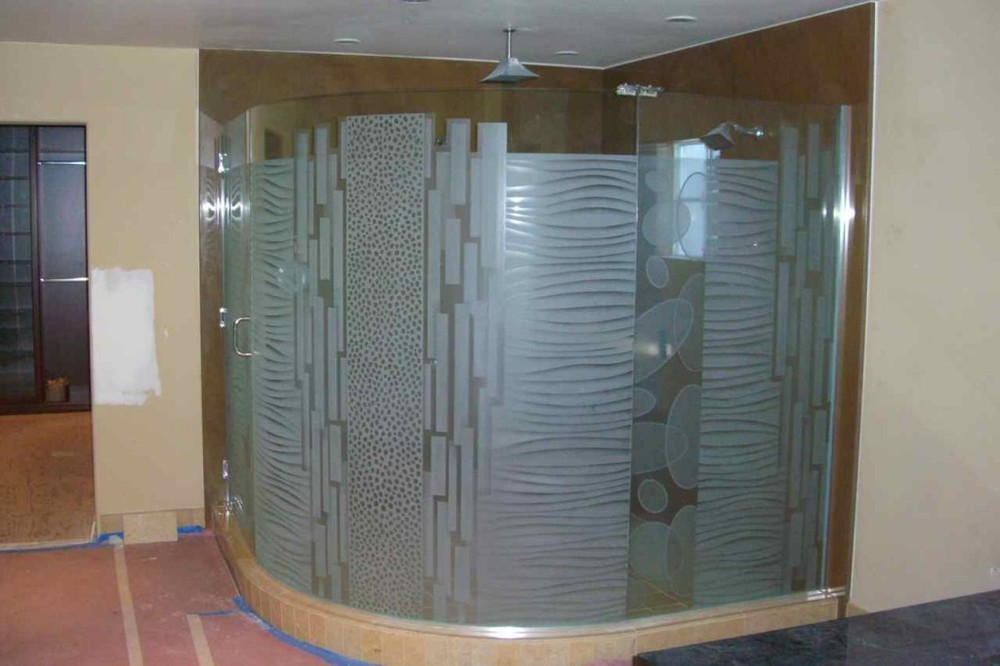 Glass Shower Enclosures — Virginia Glass Doors and Window Repair ...