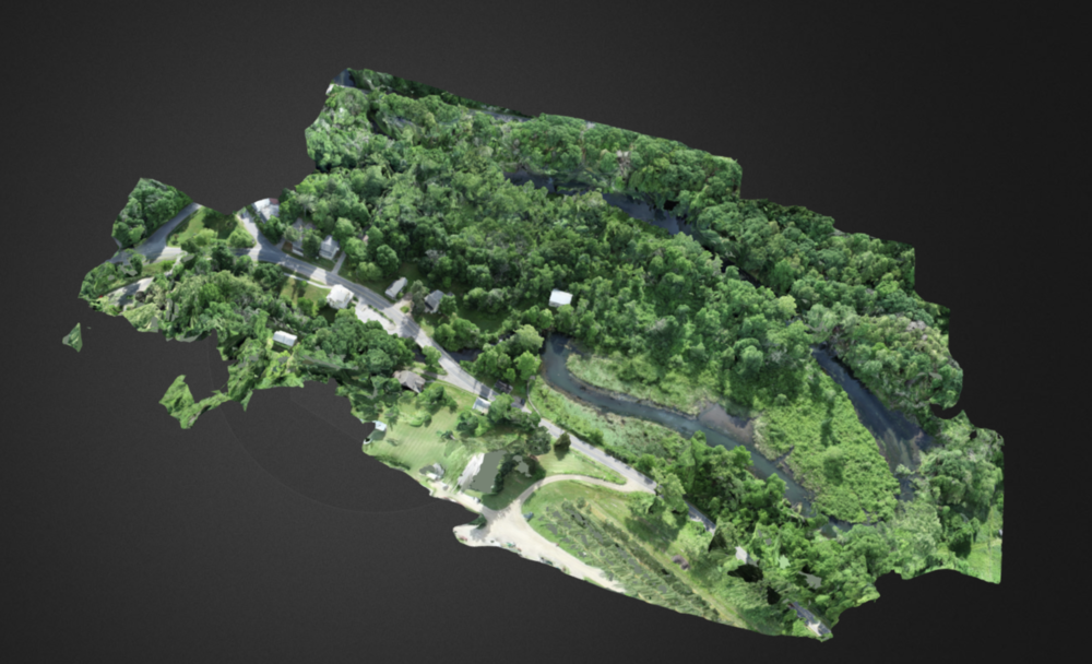 Link to 2D Map and 3D Model
