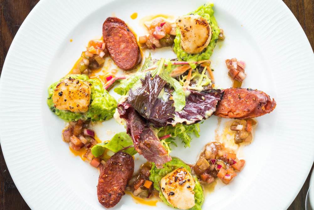 Pre-Theatre Menu,2 courses £19.50 - Available from Monday to Saturdayfrom 5.30pm until 7pm