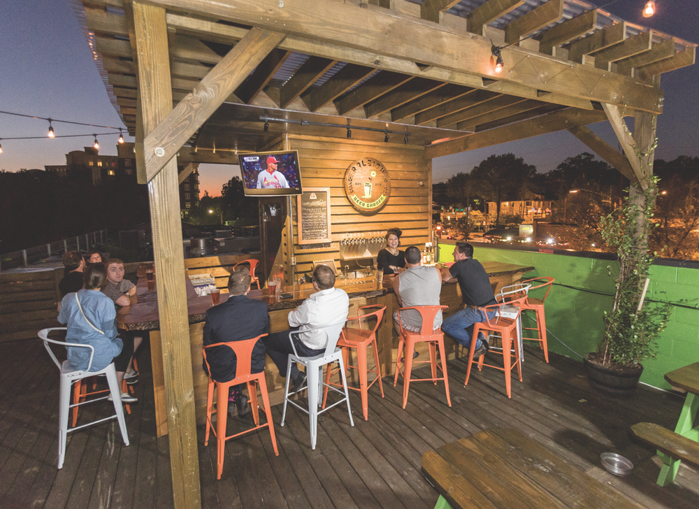 by the numbers raleigh beer garden breaks records and expectations - Raleigh Beer Garden