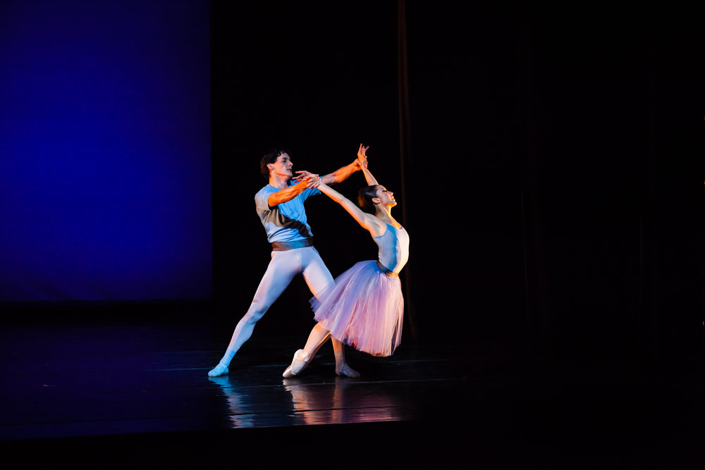 carolina ballet's rhapsody in blue. photo by 20/20photo-video.com