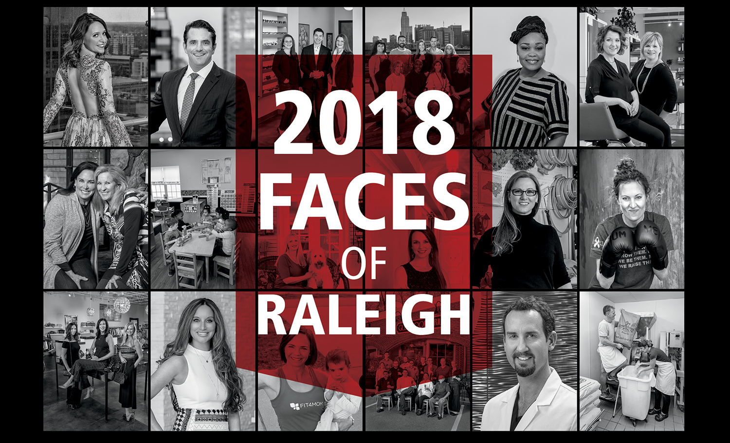 midtown magazine2018 faces of raleigh