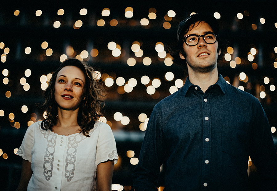 Chapel Hill–based folk duo Mandolin Orange is also coming to the ncma on saturday, june 23rd. photo by Mark Maya (shore fire media)