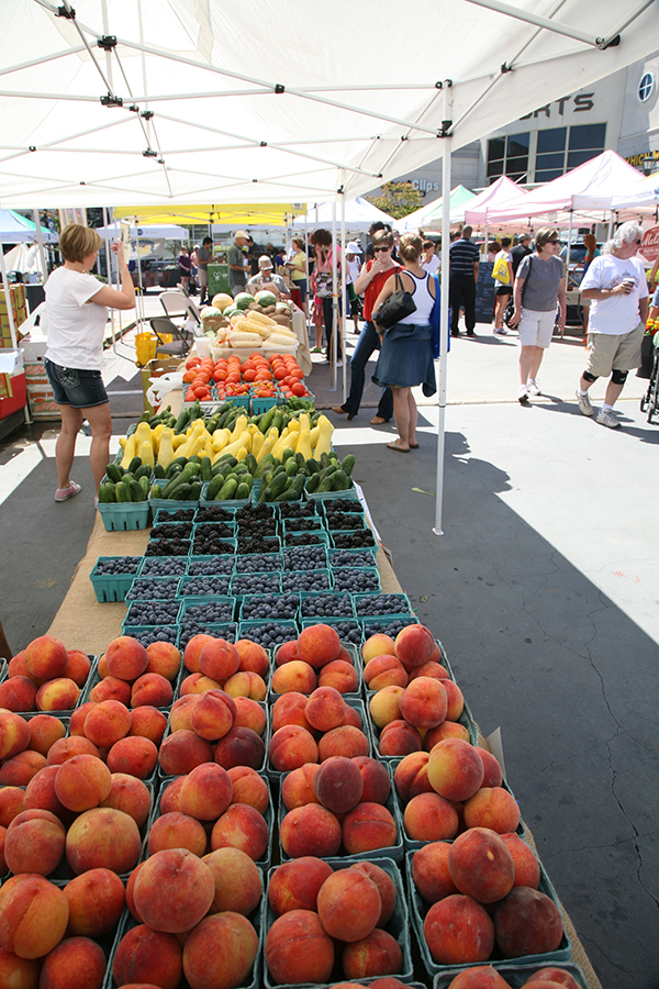 midtown raleigh farmers market celebrates its 10th anniversary this summer! photo courtesy of north hills