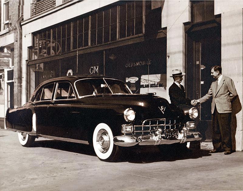 photo courtesy of Thompson Buick-GMC-Cadillac